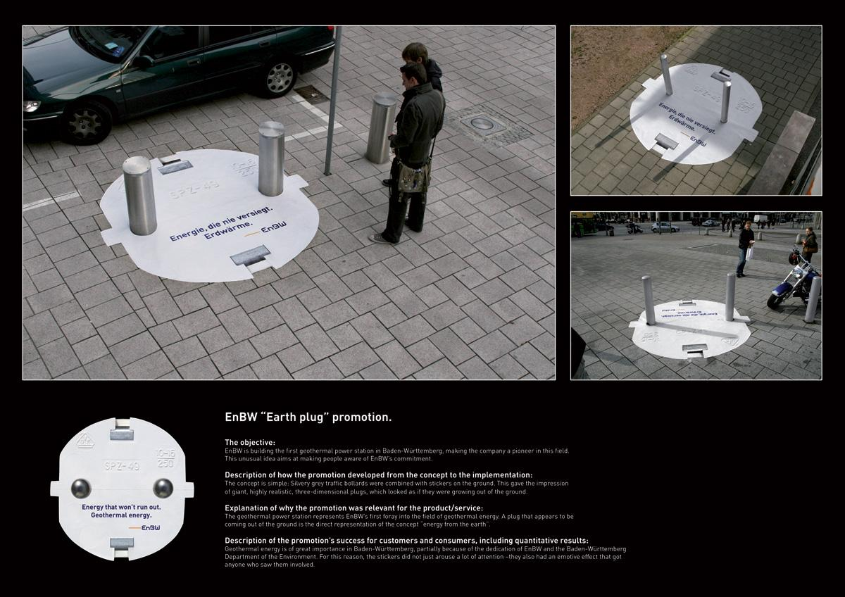 ENBW Ambient Ad -  Plug