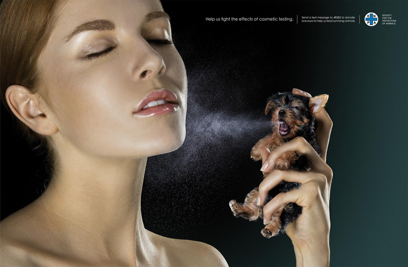 ENPA Print Ad -  Spray