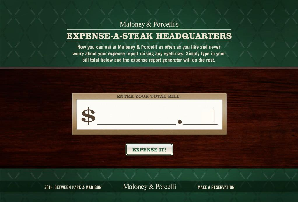 maloney porcelli digital advert by walrus expense report