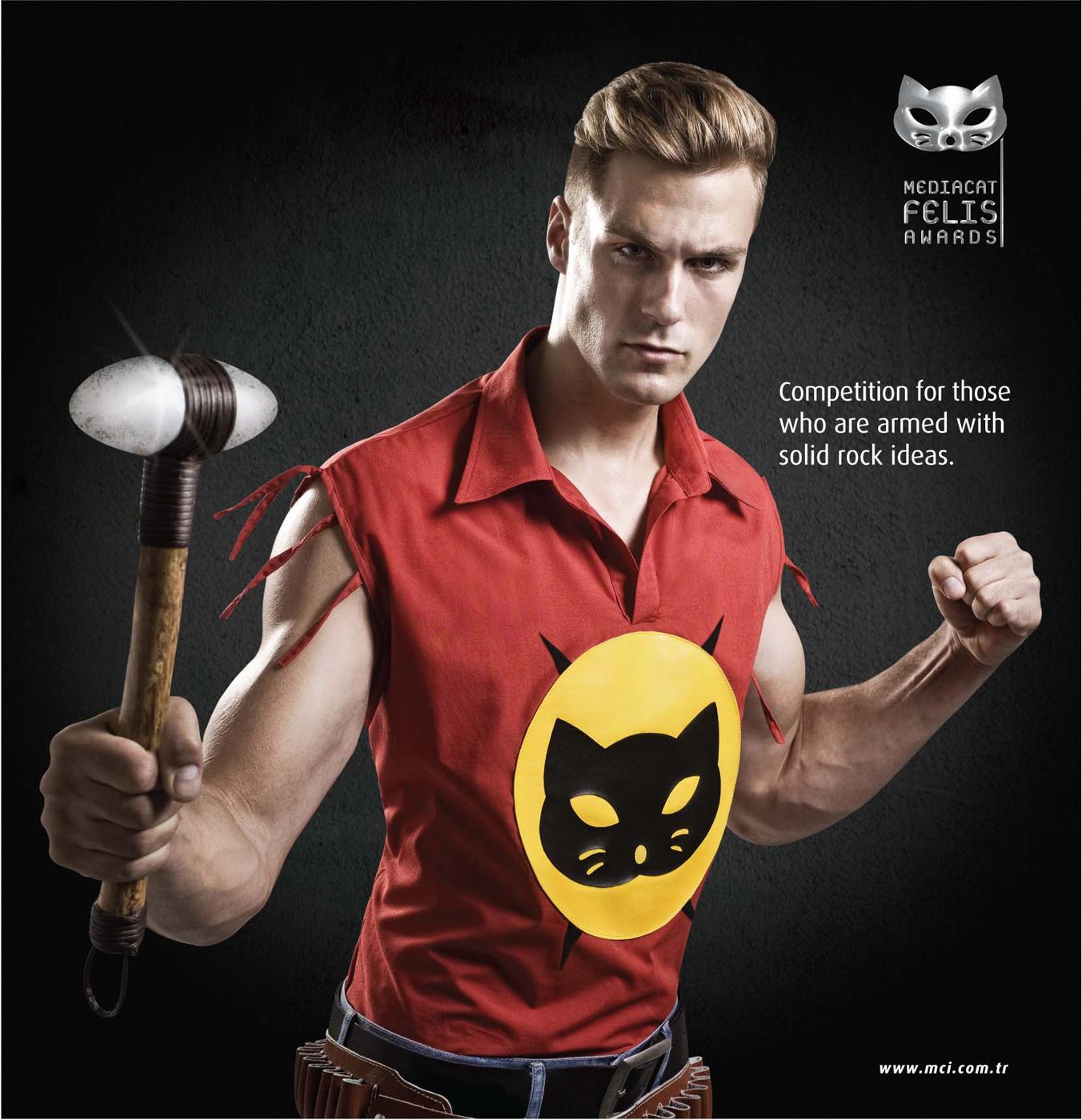 Felis Awards Print Ad -  Zagor