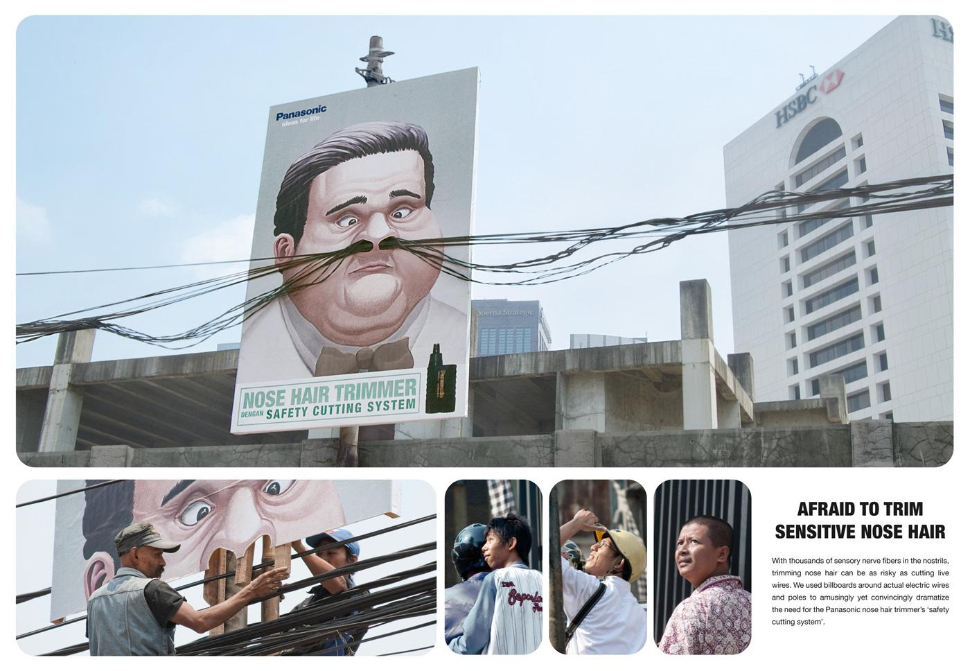 Panasonic Outdoor Ad -  Fatty