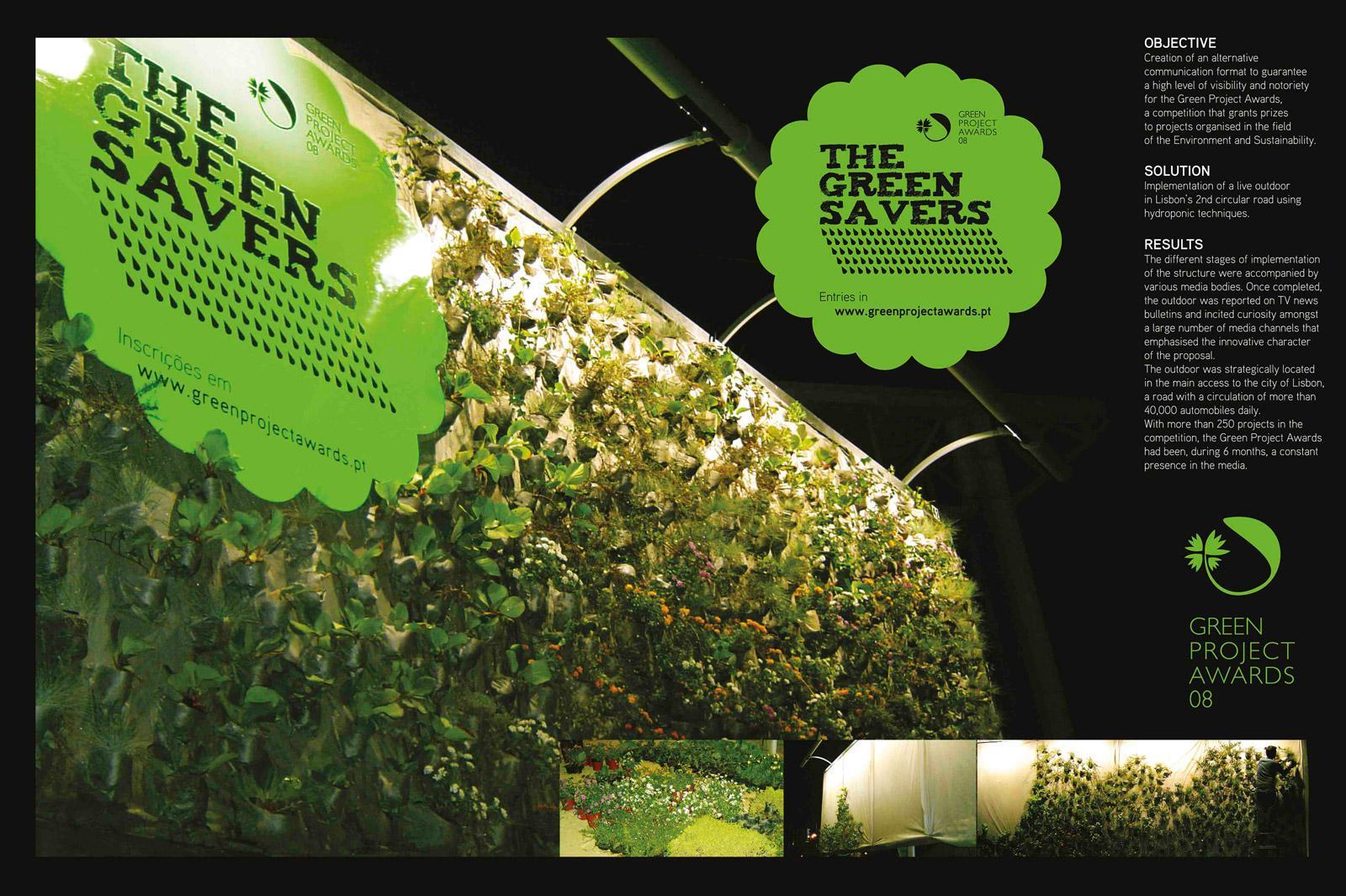 The green savers