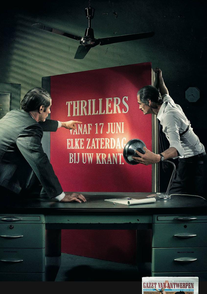 Thrillers, 1
