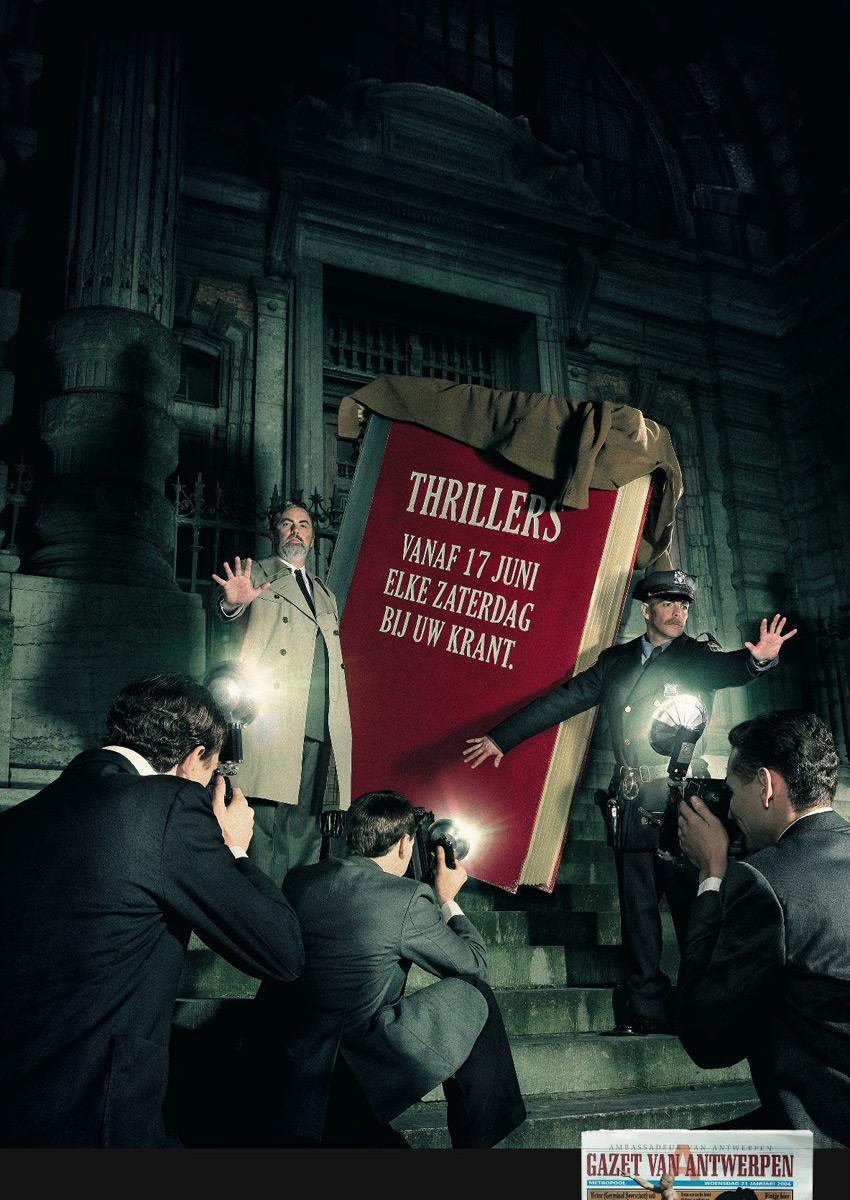 Thrillers, 3