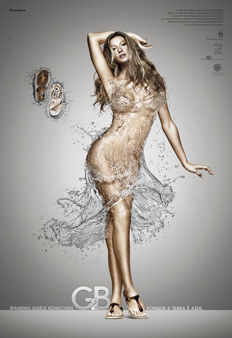 Ipanema Print Ad -  Splash, 1