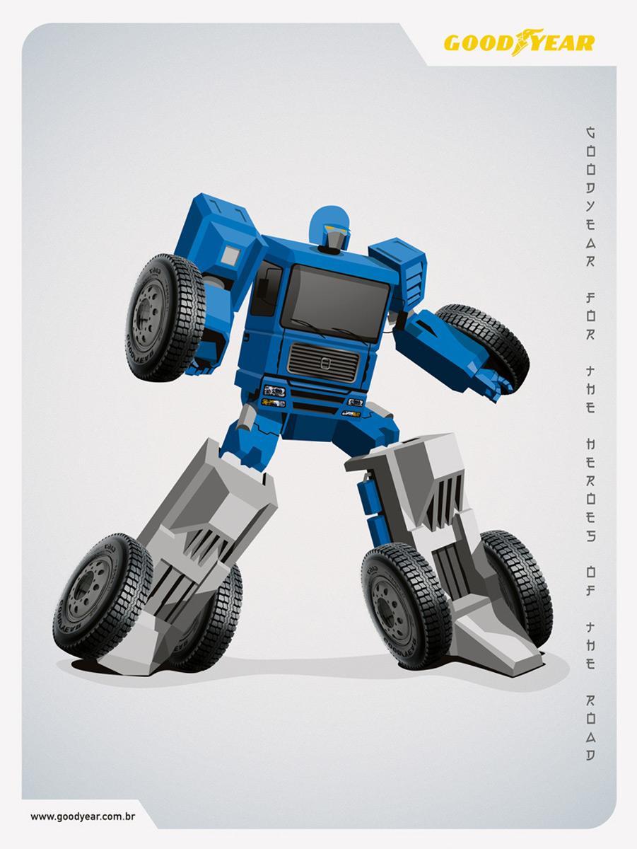 Transformer, 3
