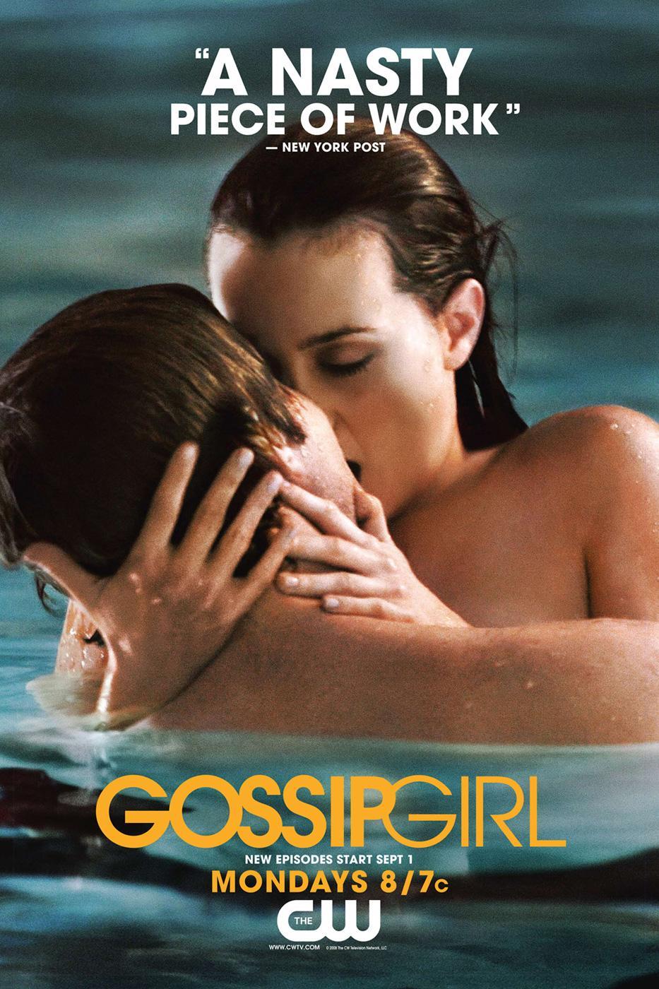 Gossip Girl Print Ad -  Nasty