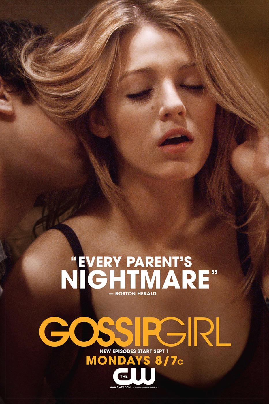Gossip Girl Print Ad -  Nightmare