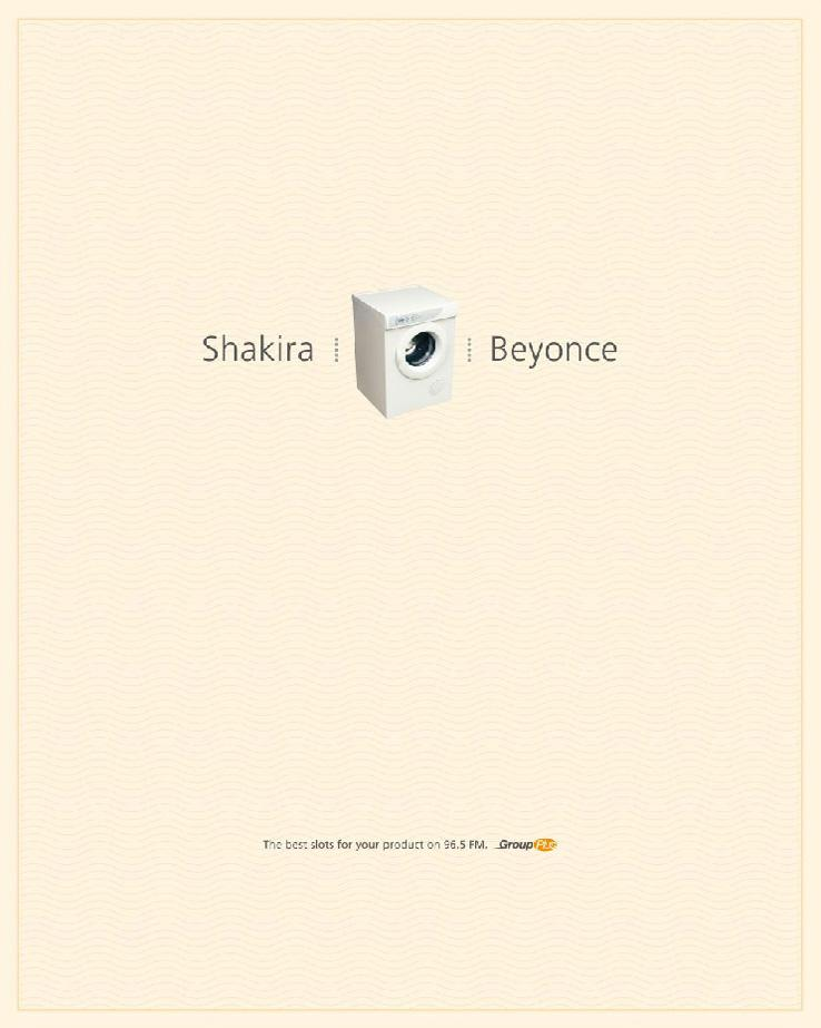 Group Plus Print Ad -  Beyonce