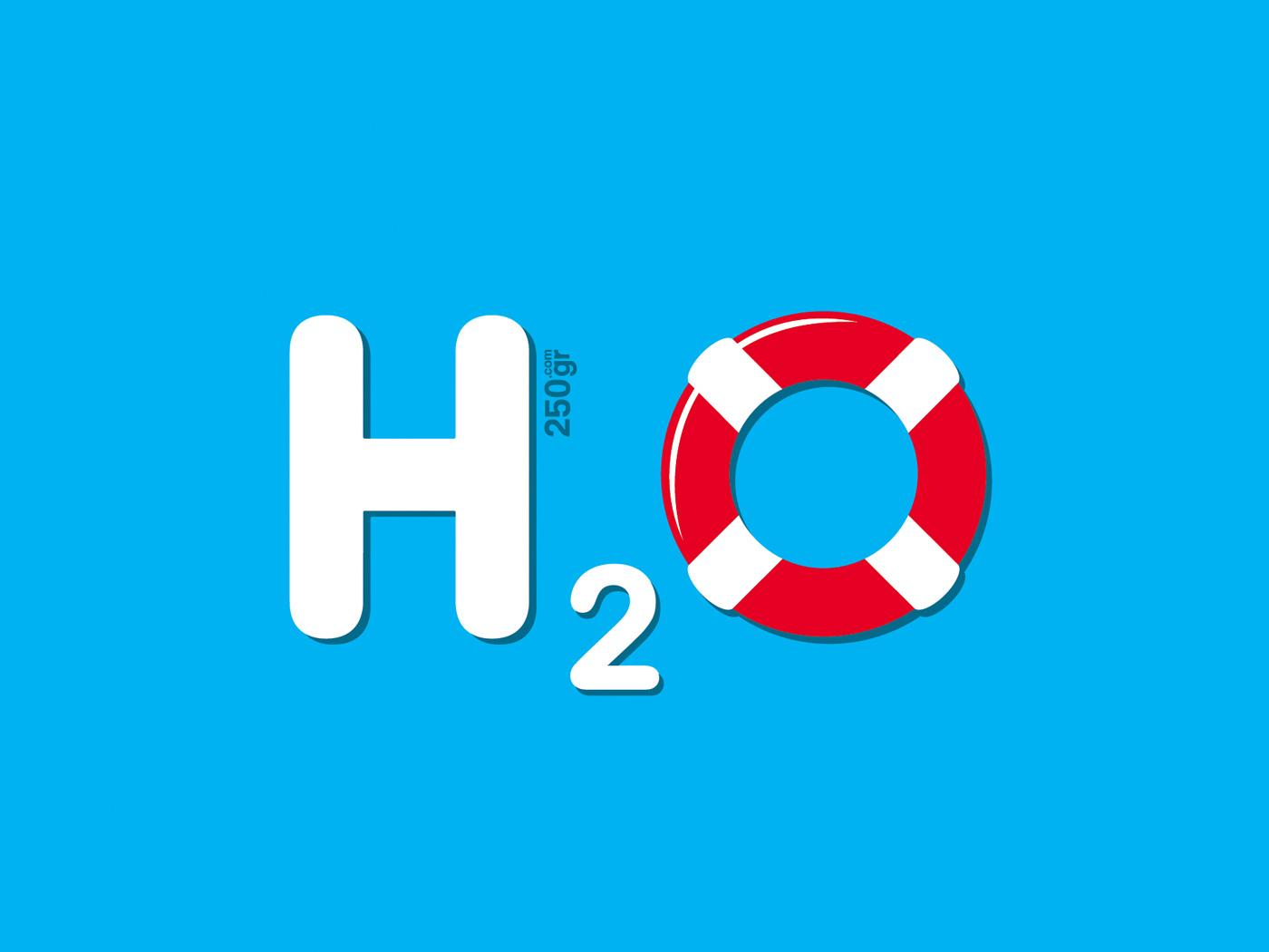 Solidarity Causes Print Ad -  H2O