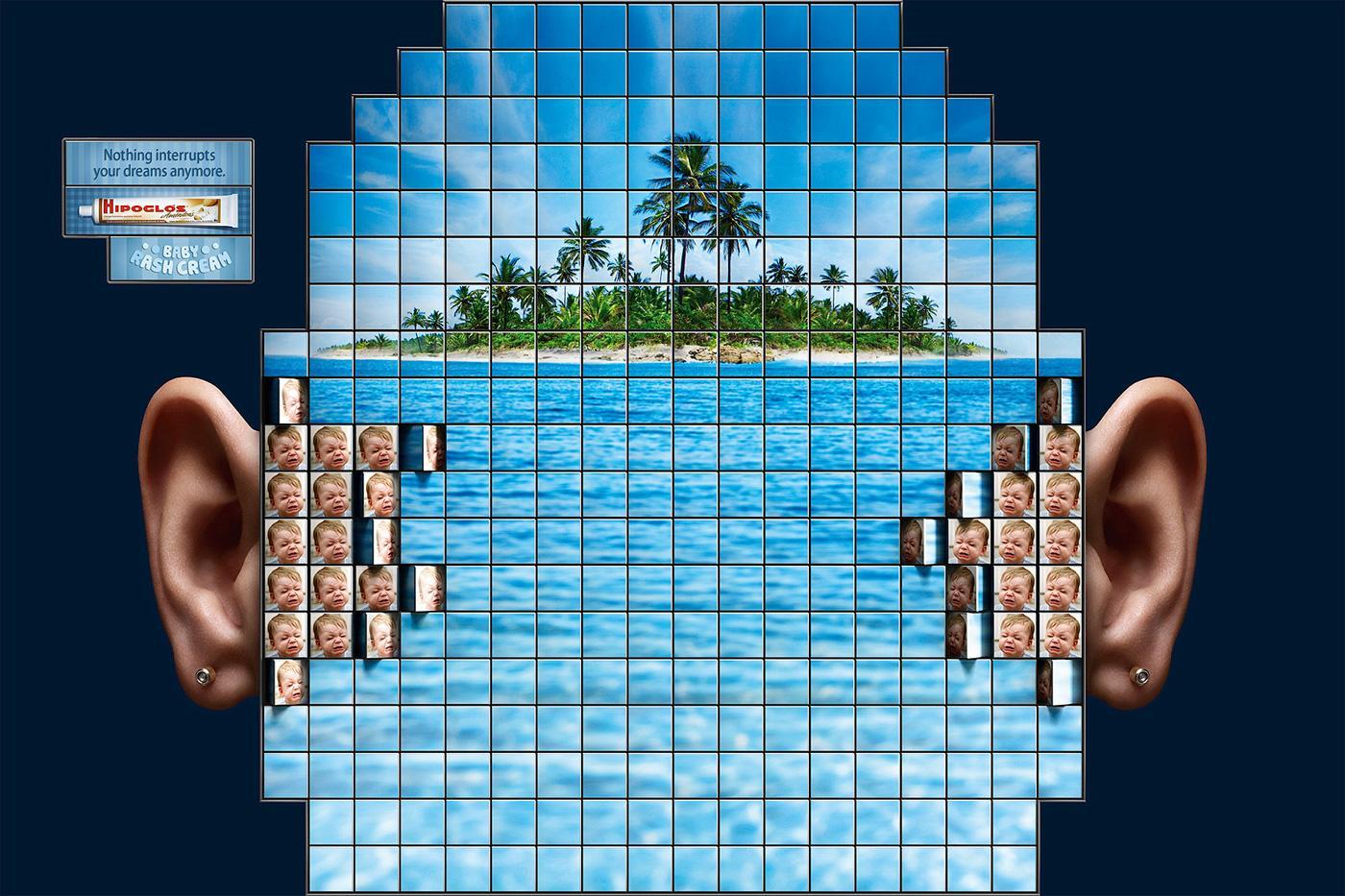 Hipoglos Print Ad -  Dream