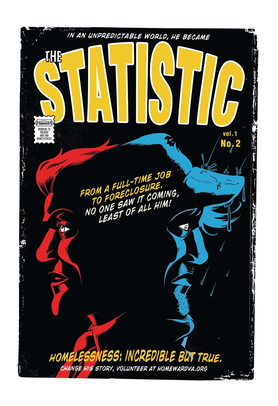 Homeward Print Ad -  The statistic