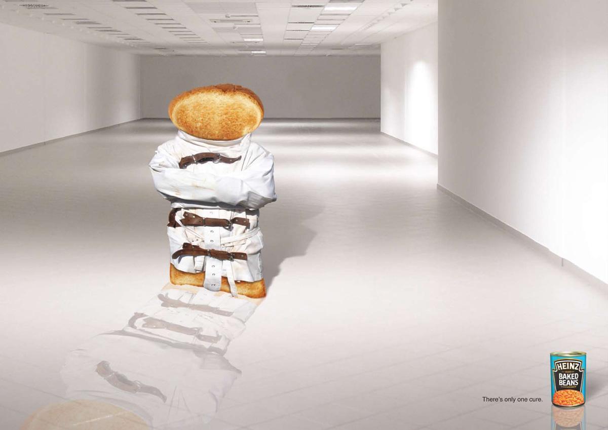 Heinz Print Ad -  Toast