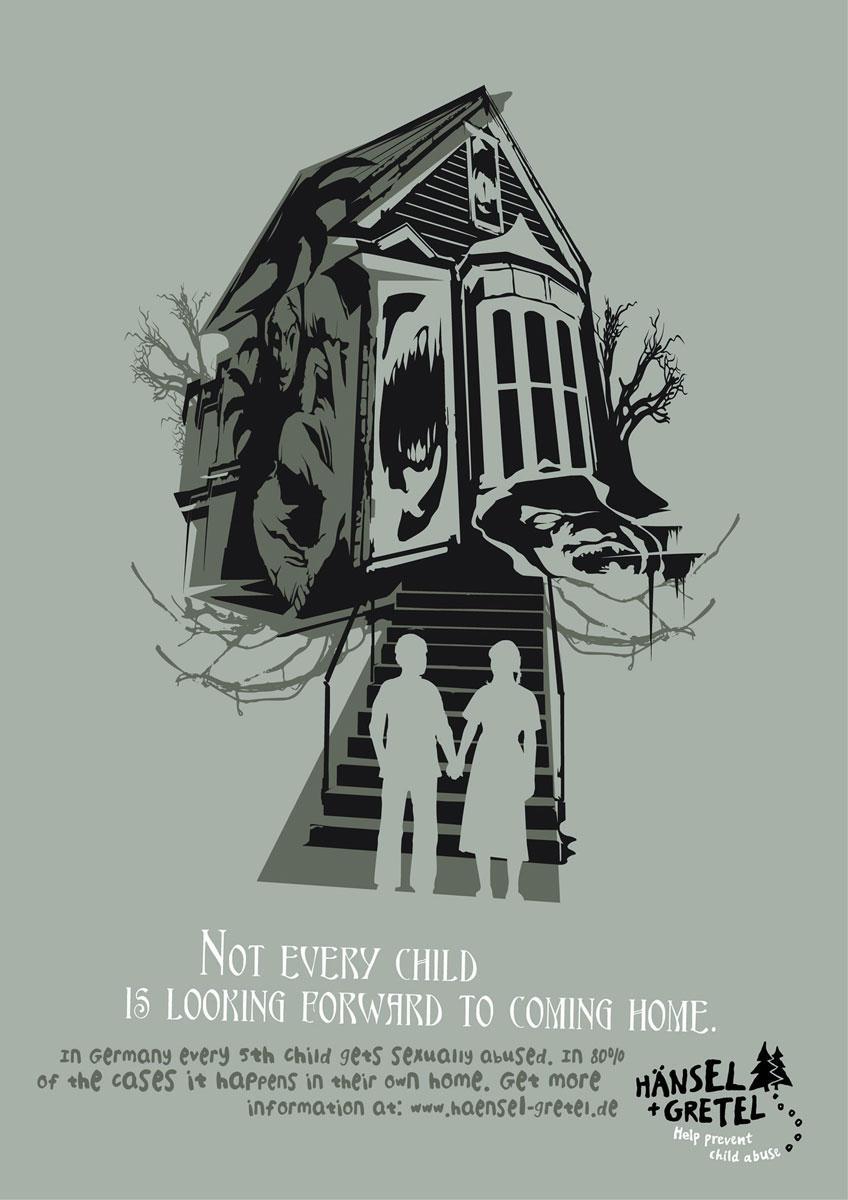 Horror House, Siblings