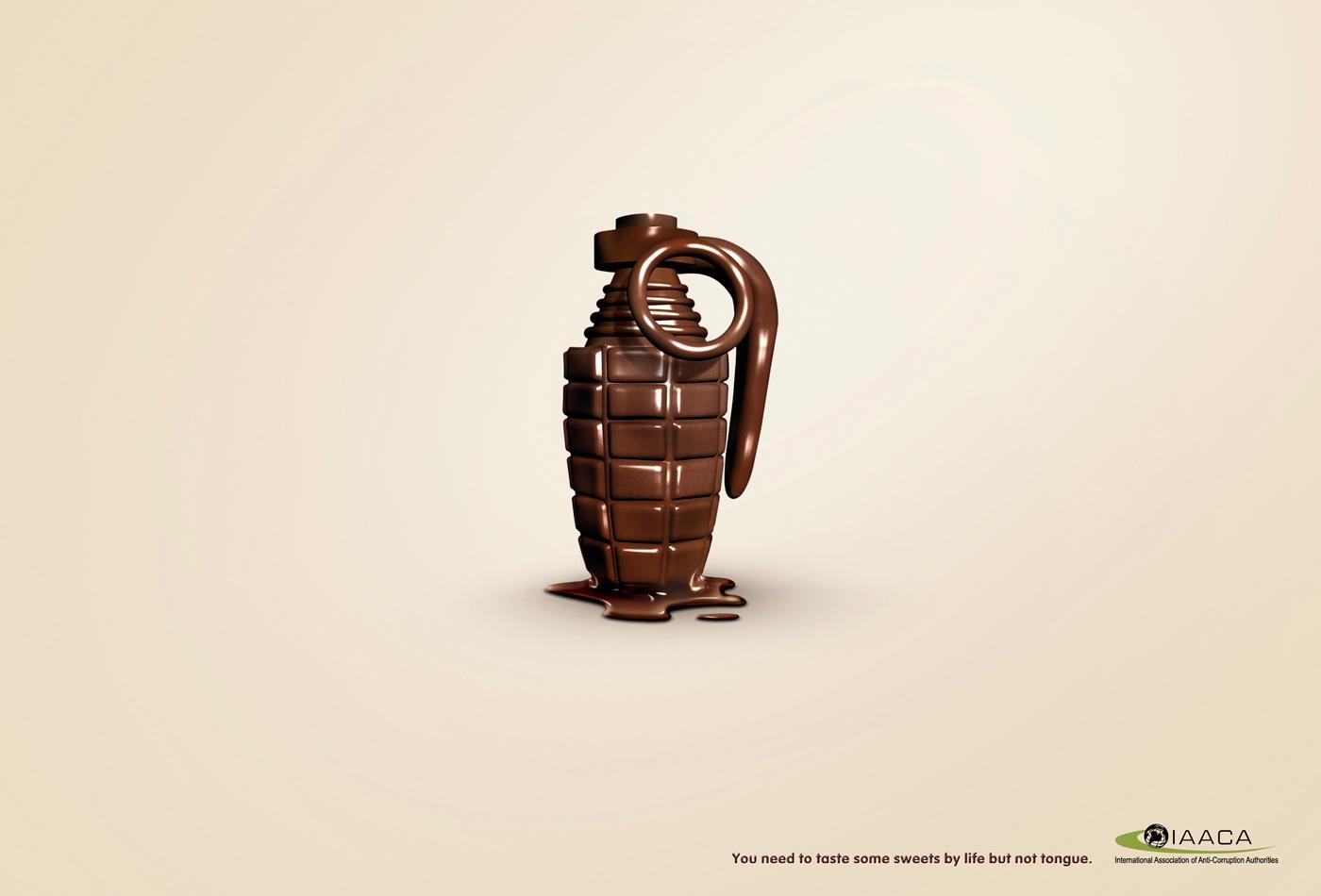 IAACA Print Ad -  Grenade