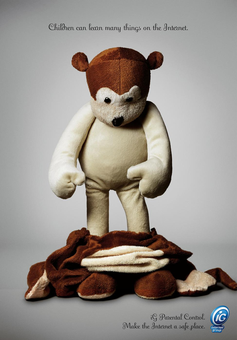 IG Print Ad -  Monkey