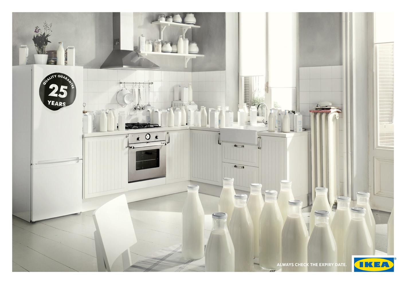 IKEA Print Advert By 1861 United: Always check the expiry date ...