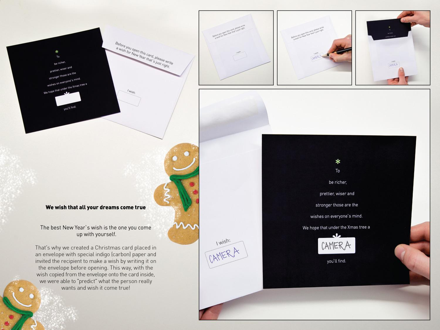 Imago Direct Ad -  Christmas card