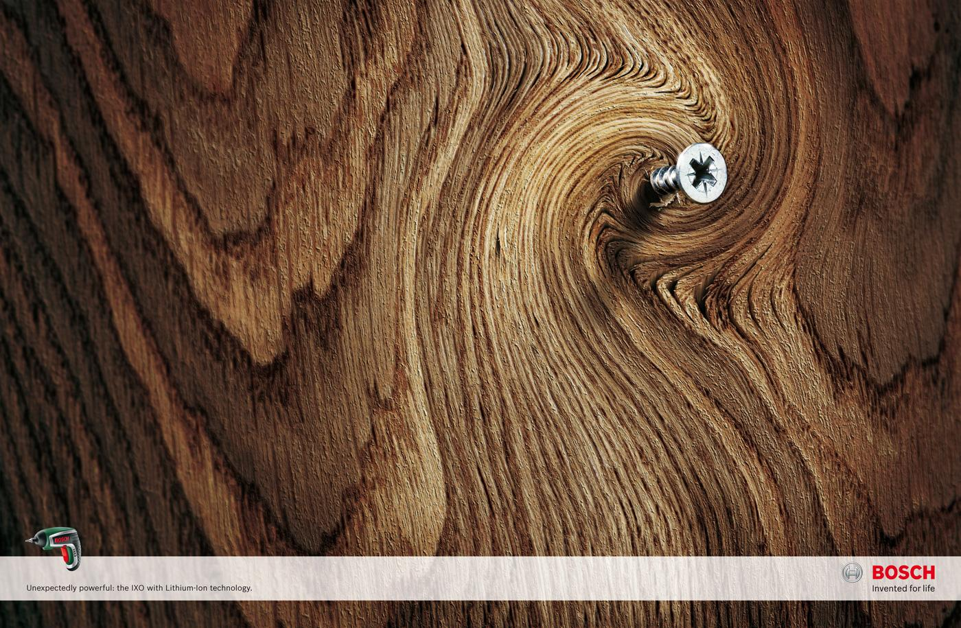 Bosch Print Ad -  IXO