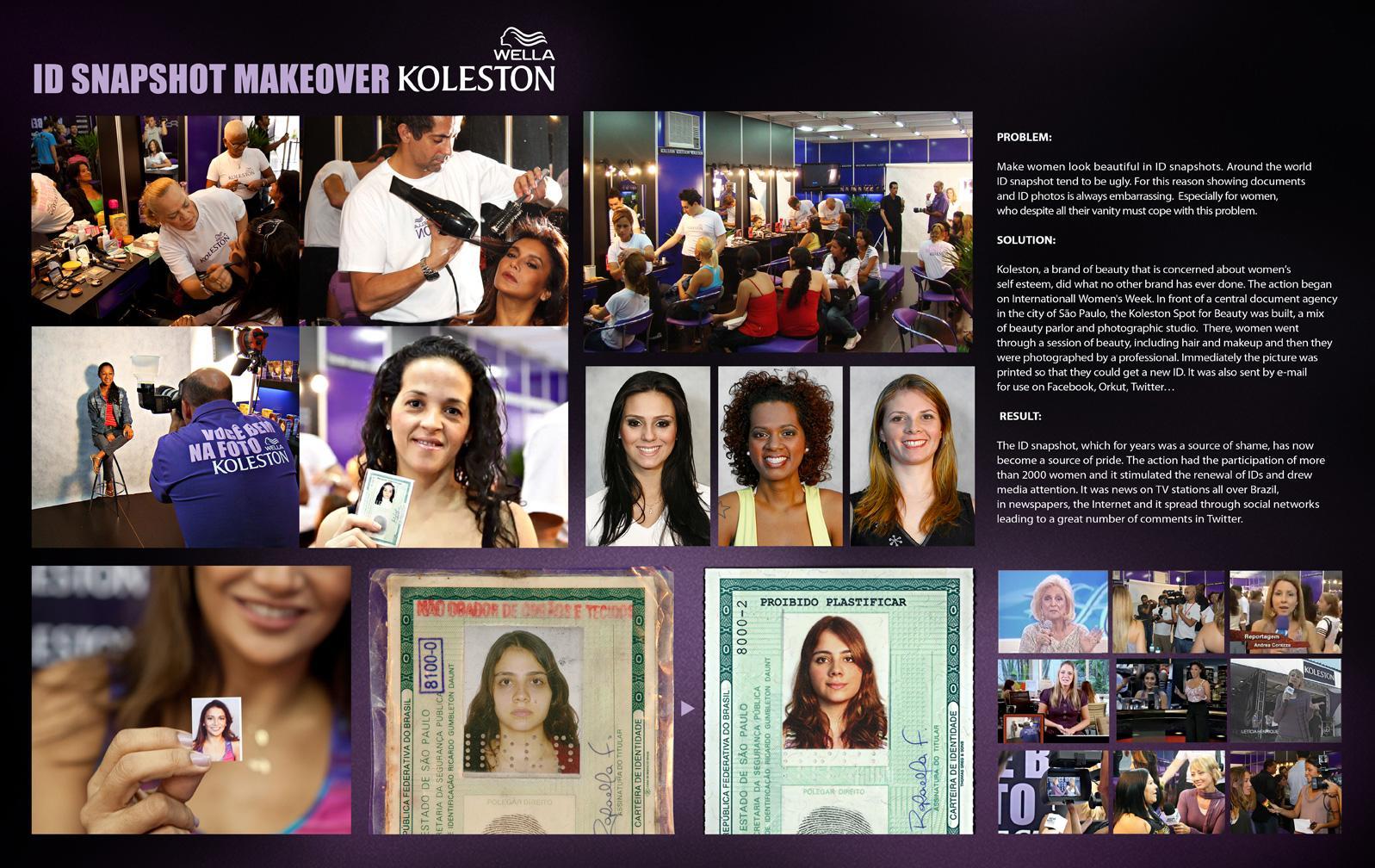 Koleston Ambient Ad -  Id Snapshot Makeover