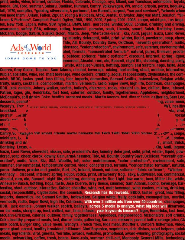 Ads of the World Print Ad -  Ideas come, 2