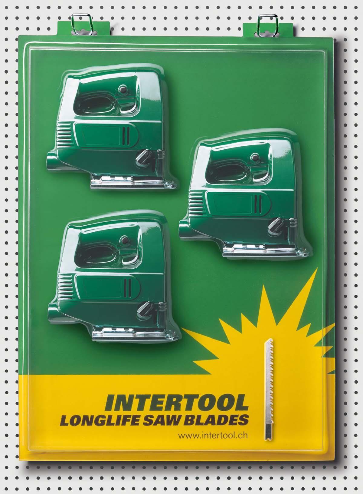Intertool Print Ad -  Saw