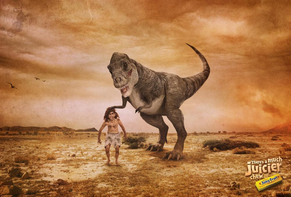Wrigley's Print Ad -  Rex