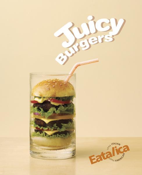 Eatalica juicy burgers