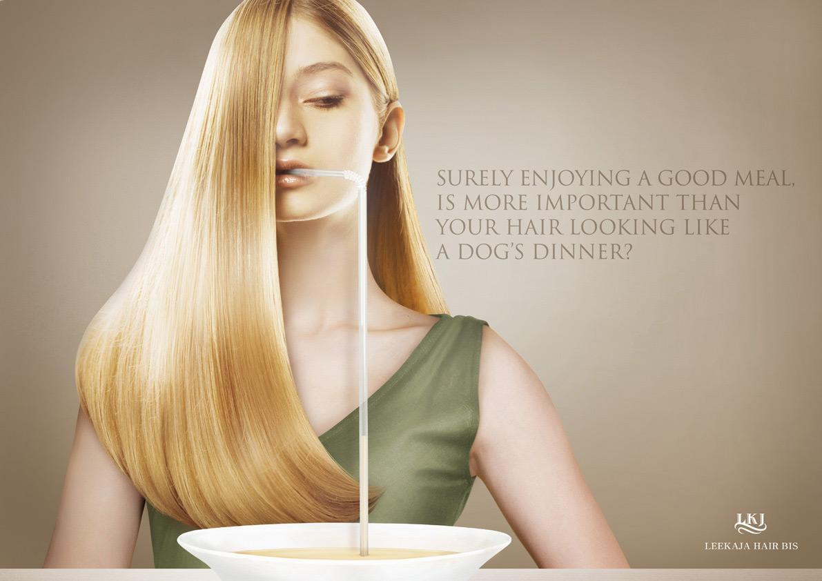 Leekaja Print Ad -  Food