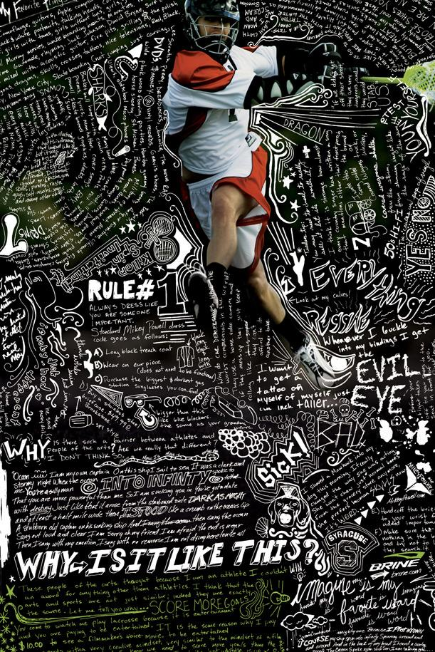 Mikey Powell Poster