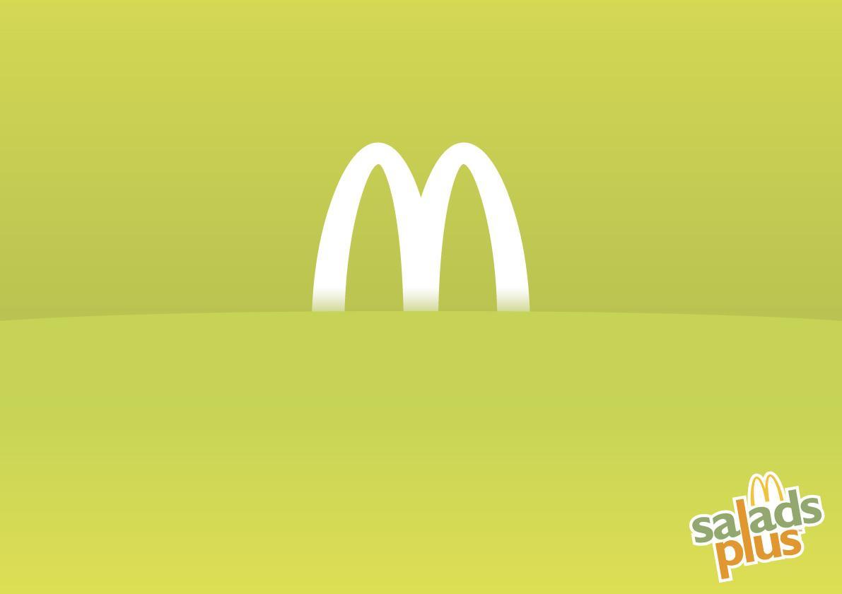 McDonald's Print Ad -  Ears