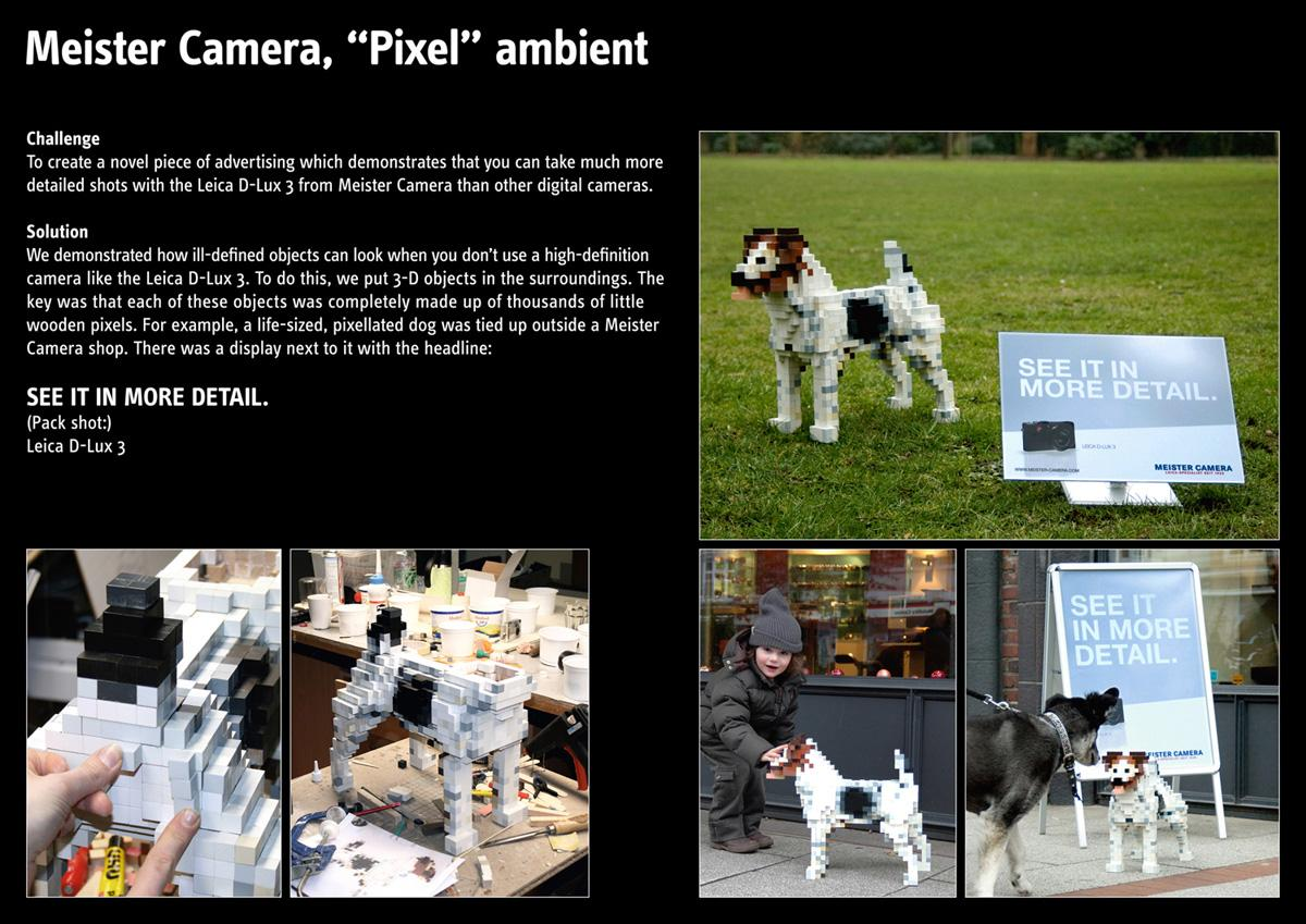 Meister Ambient Ad -  Dog