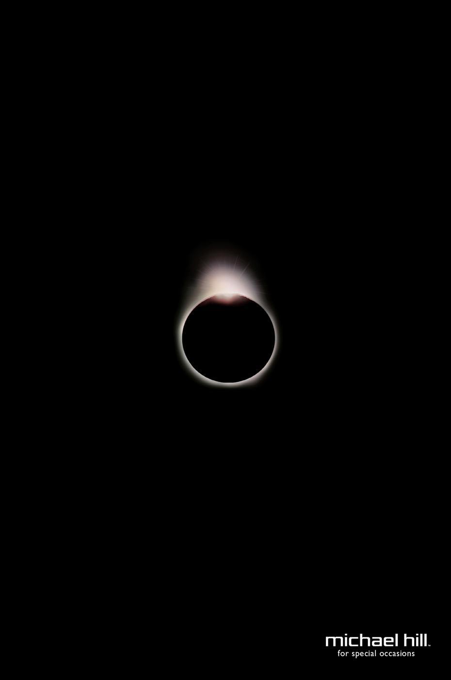 Michael Hill Print Ad -  Eclipse
