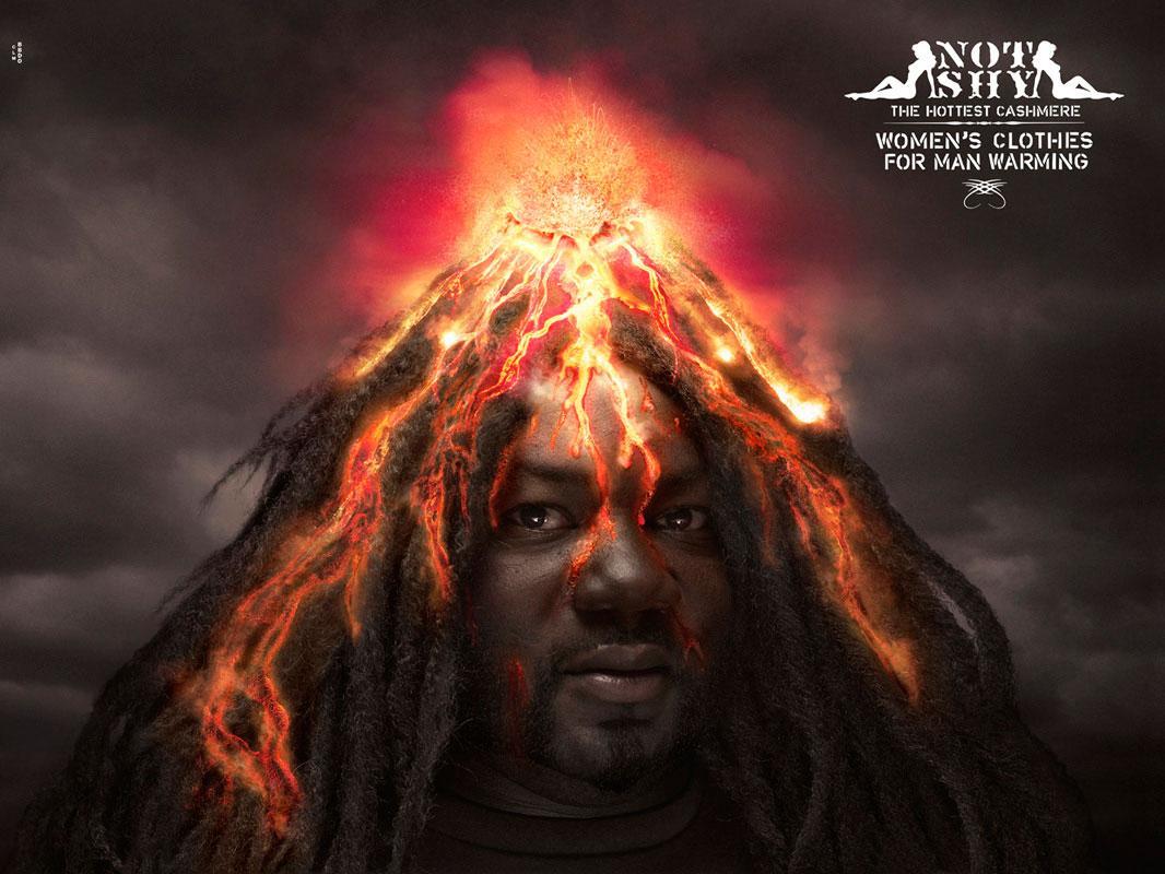 Mr.Volcano