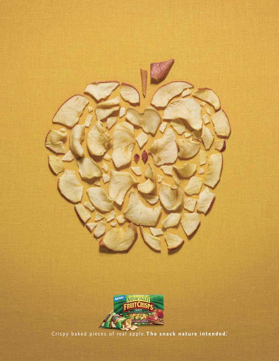 Fruit crisps, 1