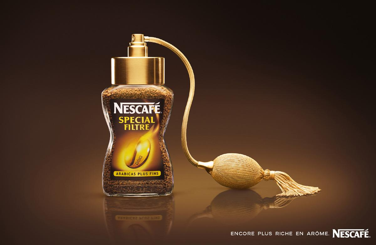 Nescafe Outdoor Ad -  Aroma