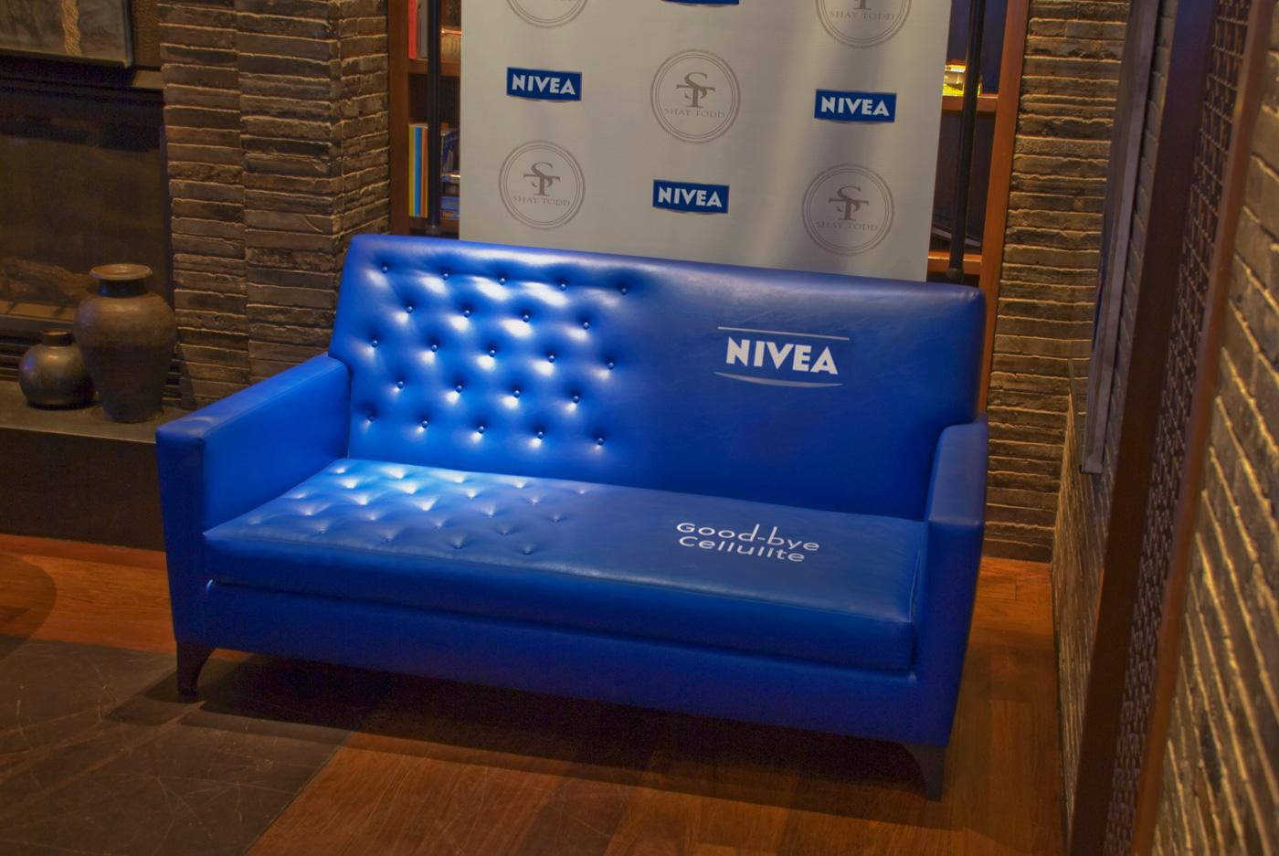 Nivea Ambient Ad -  Couch