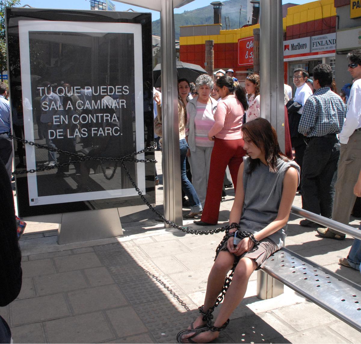 OMD Ambient Ad -  Ingrid