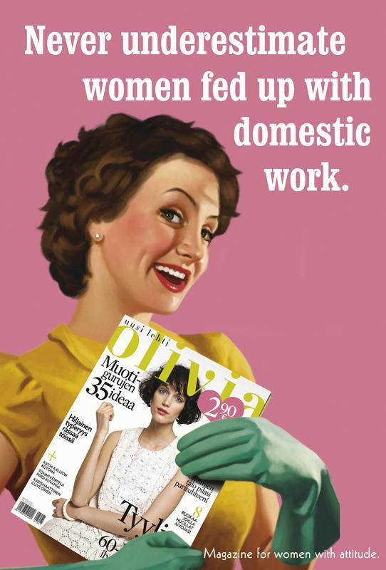 Domestic work
