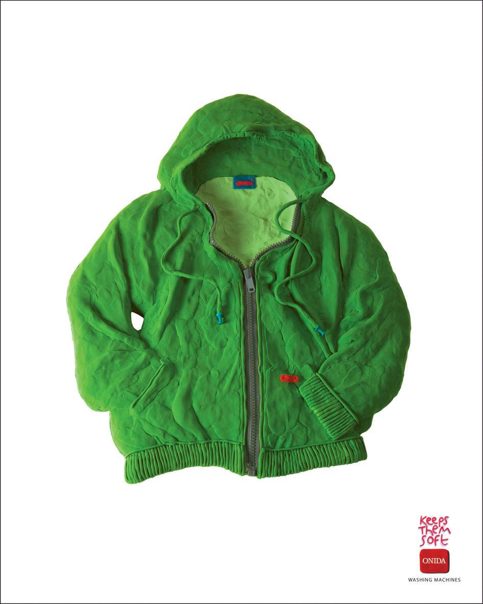 Onida Print Ad -  Jacket