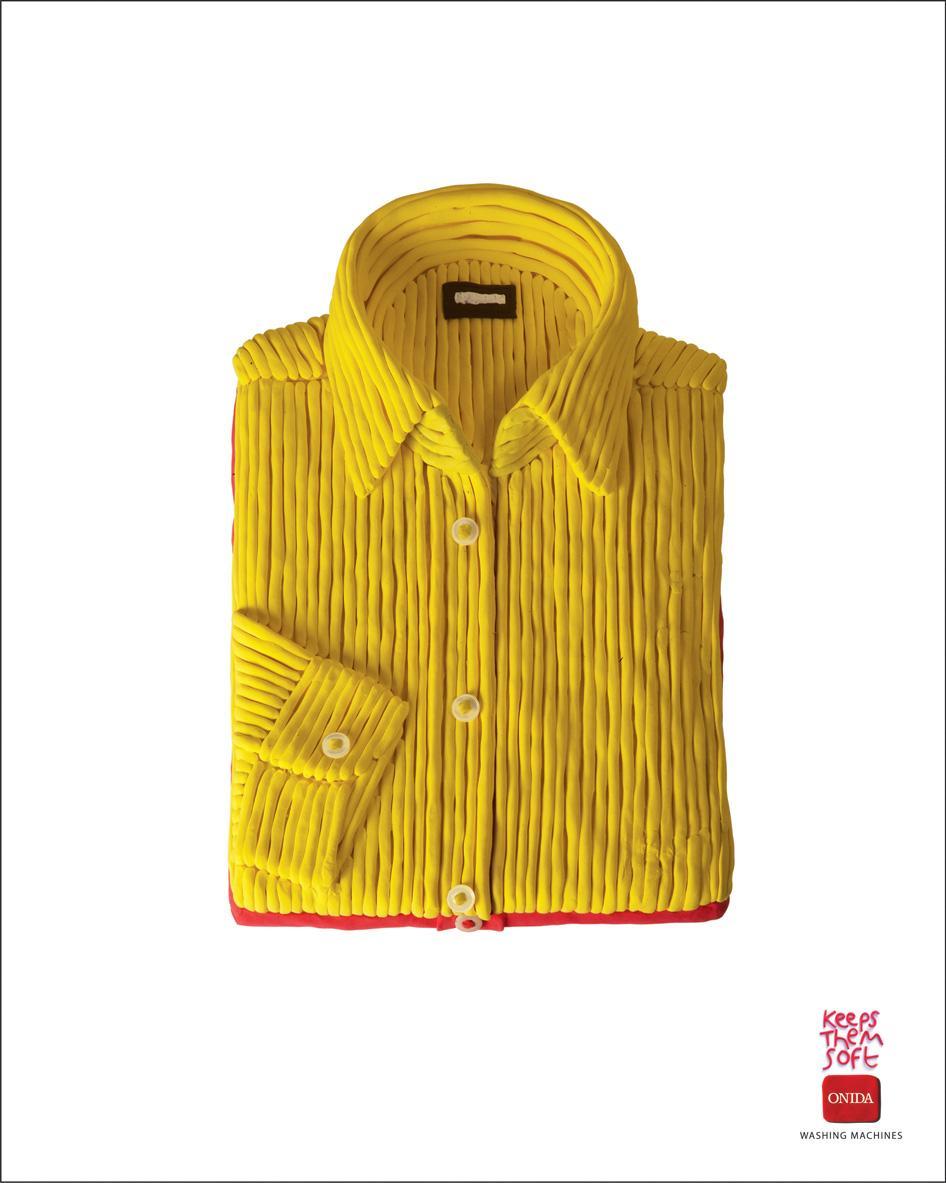 Onida Print Ad -  Shirt