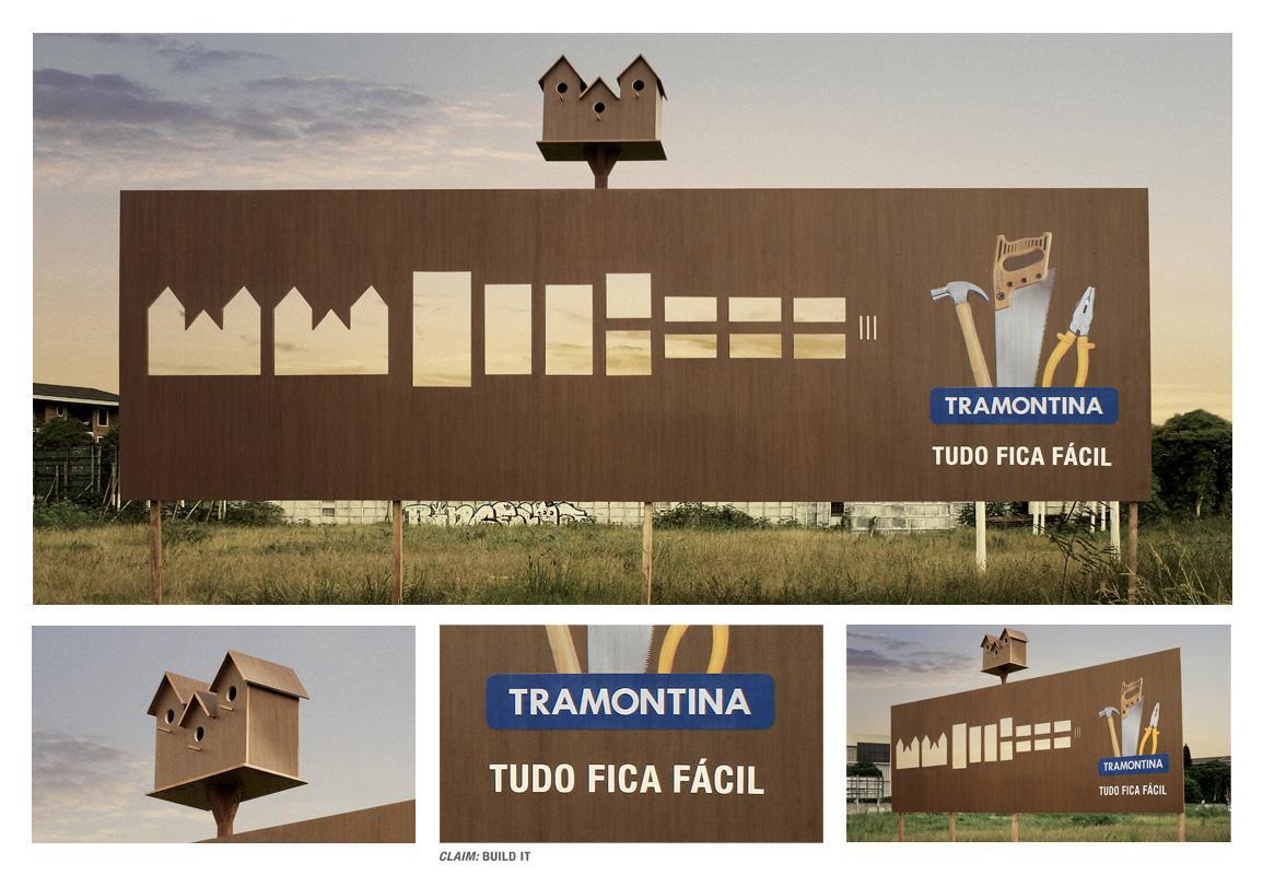 Tramontina Outdoor Ad -  Birds House