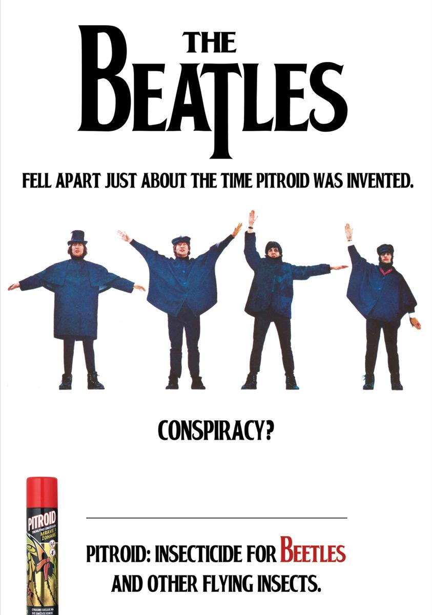 Conspiracy theory, The Beatles