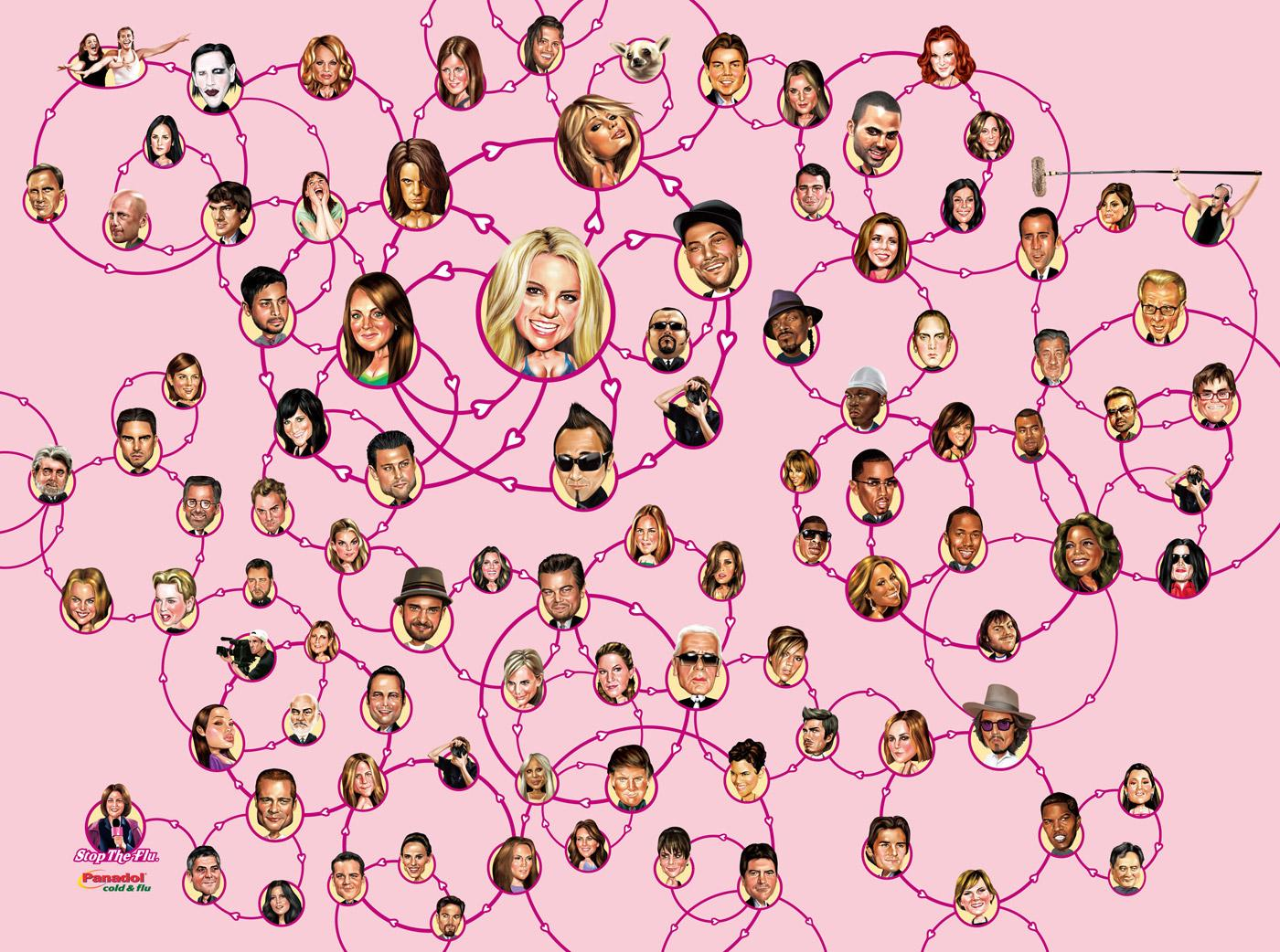 Panadol Print Ad -  Britney