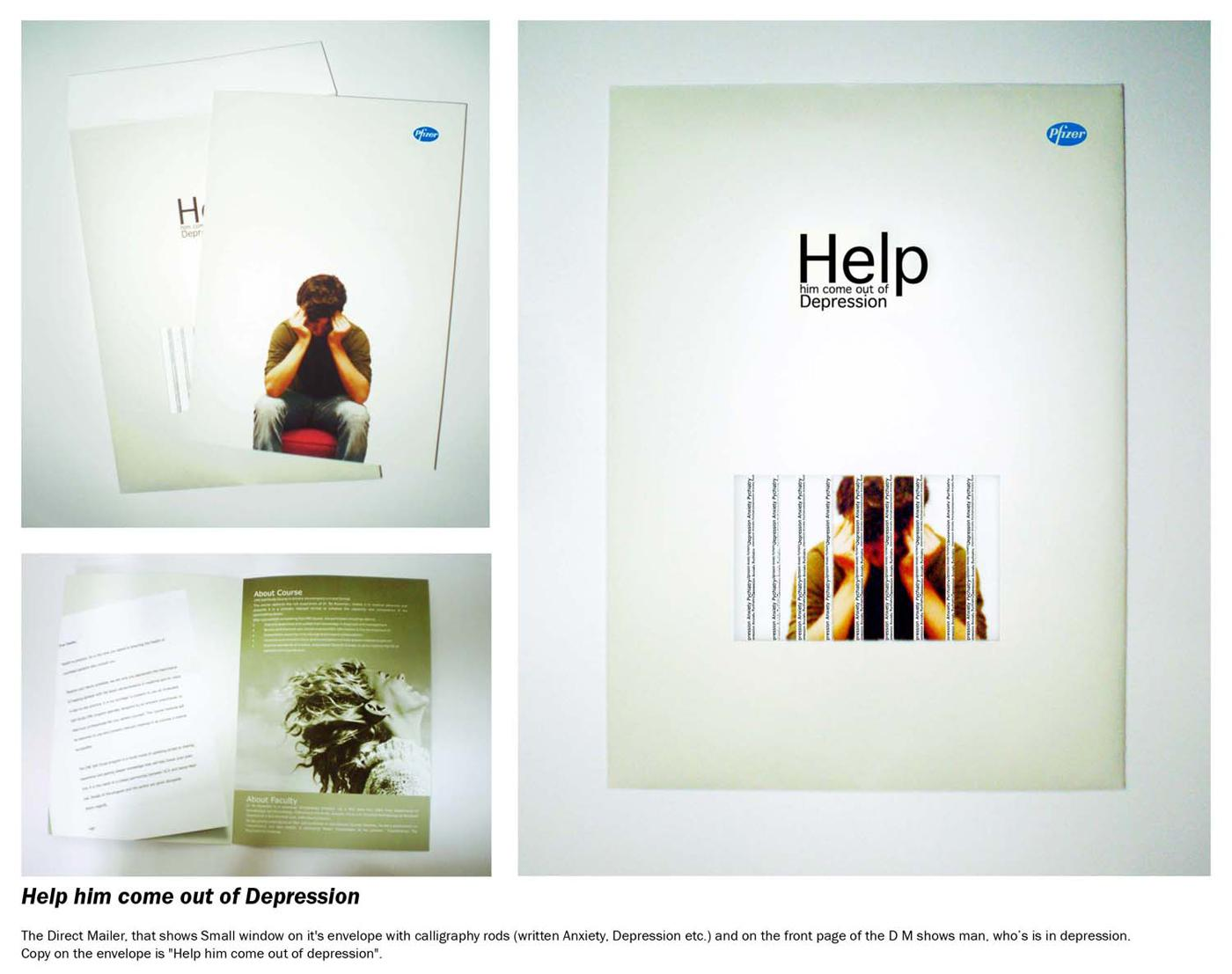 Pfizer Direct Ad -  Depression