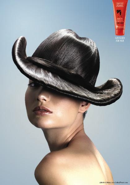 Hat hair, 1