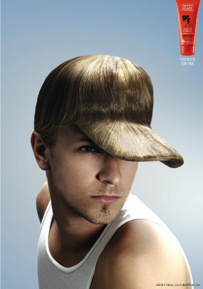 Hat hair, 2