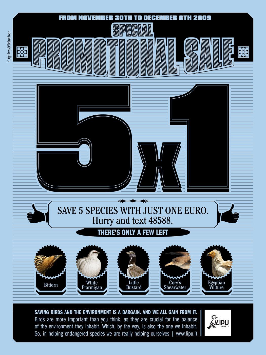 LIPU Print Ad -  Promotional sale