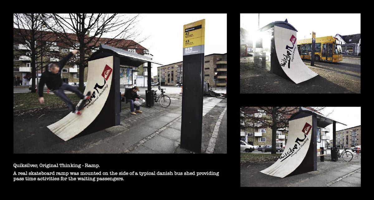 Quiksilver Ambient Ad -  Ramp