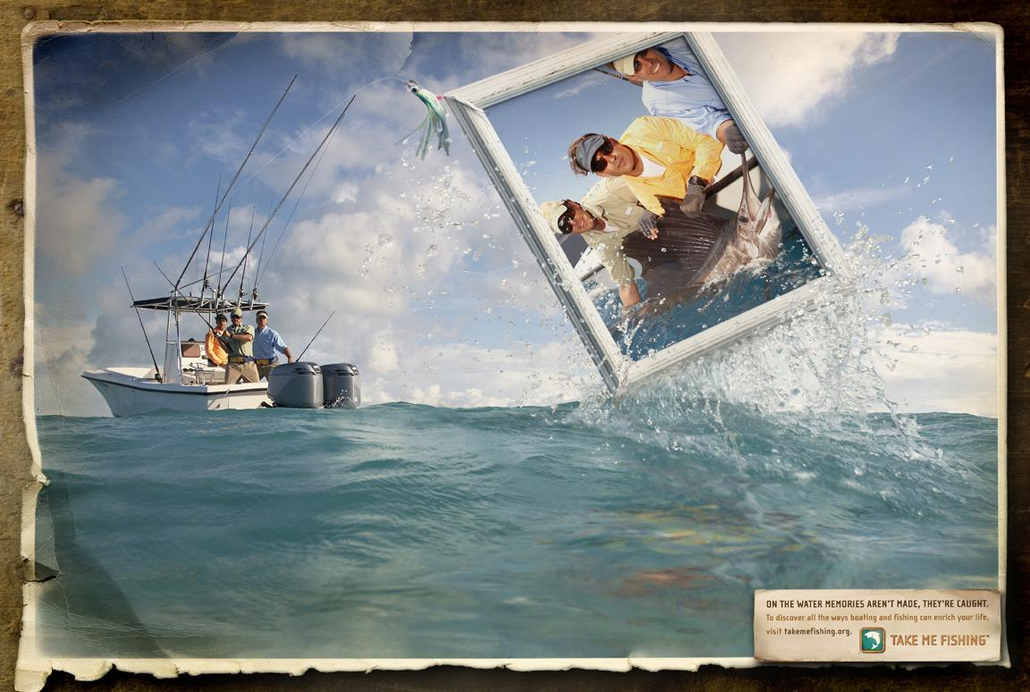 Takemefishing.org Print Ad -  Sailfish